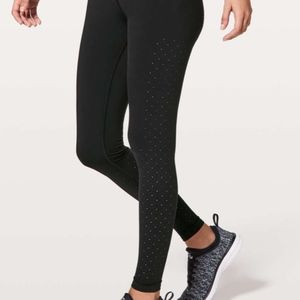 Lululemon Perfect Your Pace Tight Leggings